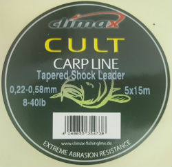 Climax CULT Tap.Shock Leader